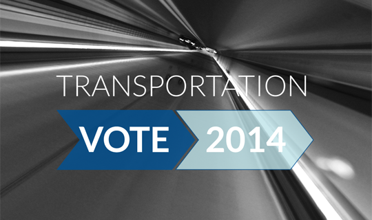 Transportation Vote 2014